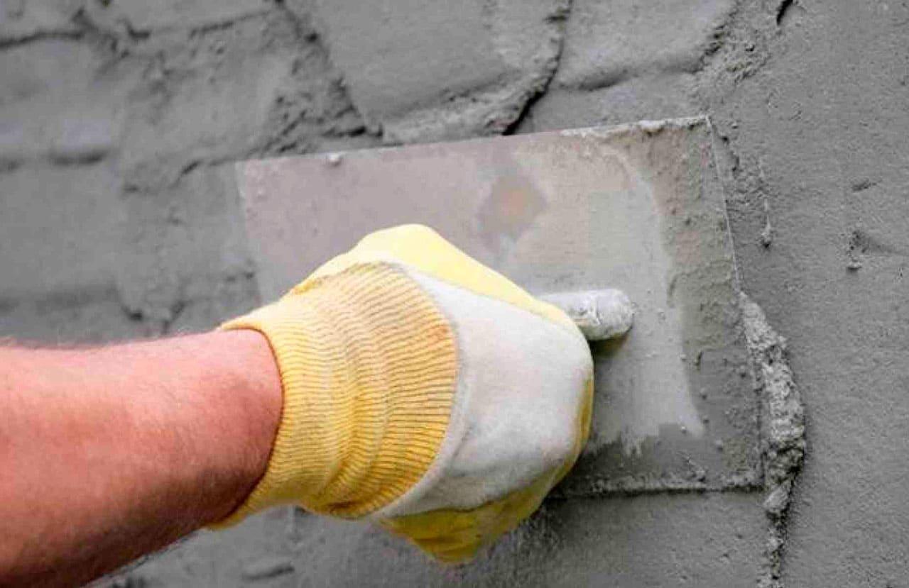 какую штукатурку выбрать для бетонной стены